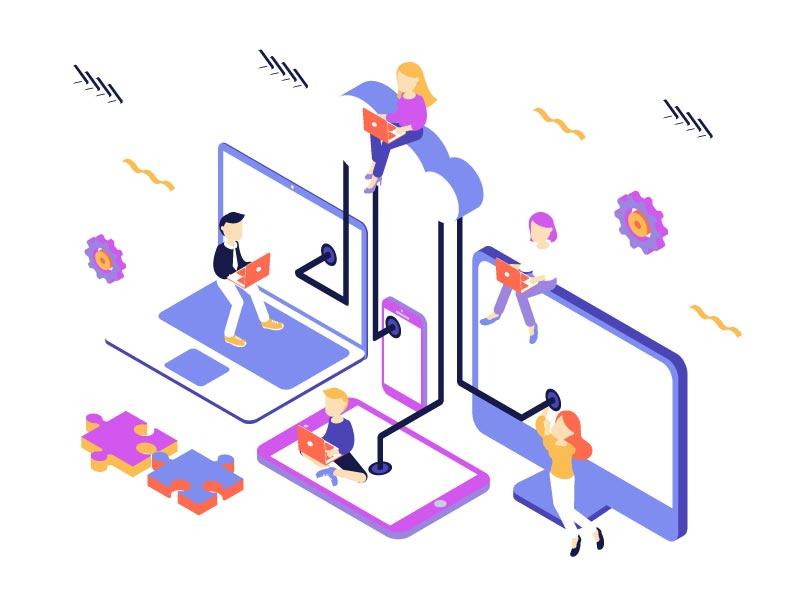 collaborazione attraverso il cloud